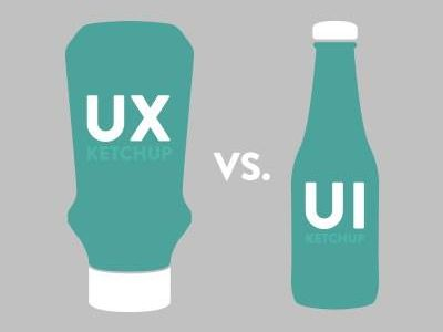 Differences User Experience vs User Interface